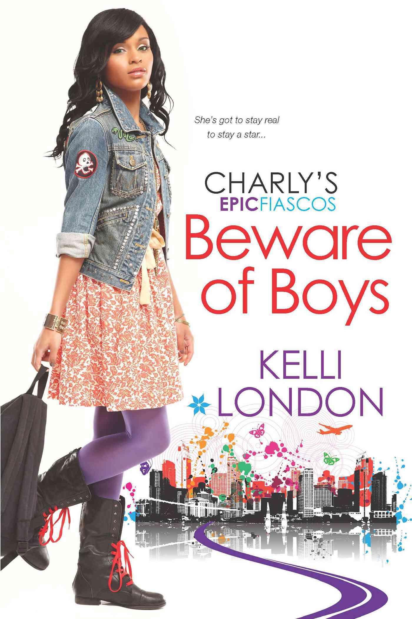 Beware of Boys By London, Kelli